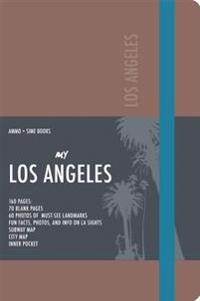 Los Angeles Visual Notebook: Autumn Brown