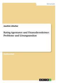 Rating Agenturen Und Finanzdienstleister