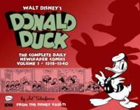 Walt Disney's Donald Duck The Daily Newspaper Comics Volume1