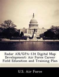 Radar An/Gpa-134 Digital Map Development