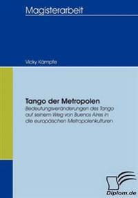 Tango Der Metropolen