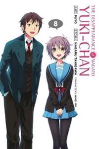 The Disappearance of Nagato Yuki-chan, Vol. 8