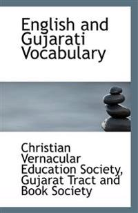 English and Gujarati Vocabulary