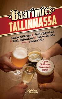 Baarimies Tallinnassa