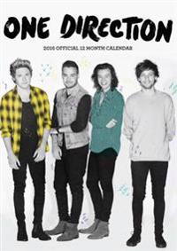 The Official One Direction 2016 A3 Calendar