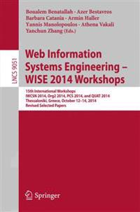 Web Information Systems Engineering Wise 2014