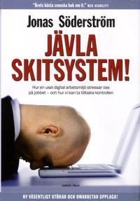Jävla skitsystem! : hur en usel digital arbetsmiljö stressar oss på jobbet -