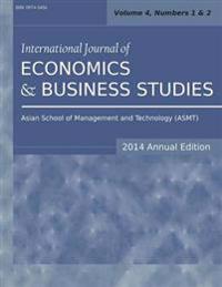 International Journal of Economics and Business Studies 2014