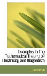 Examples in the Mathematical Theory of Electricity and Magnetism