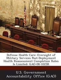 Defense Health Care