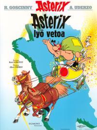 Asterix lyö vetoa