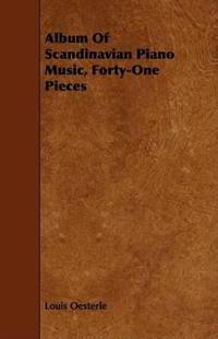 Album of Scandinavian Piano Music