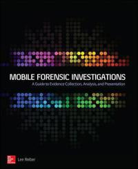 Mobile Forensics Investigation