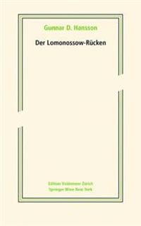 Der Lomonossow-rücken