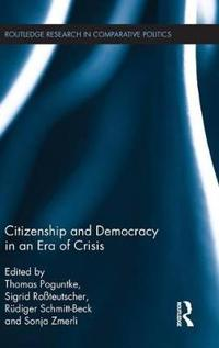 Citizenship and Democracy in an Era of Crisis