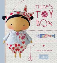 Tildas toybox - sewing patterns for soft toys and more from the magical wor