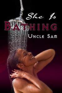 She Is Bathing