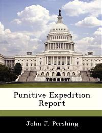 Punitive Expedition Report