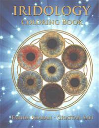 Iridology Coloring Book