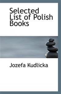 Selected List of Polish Books