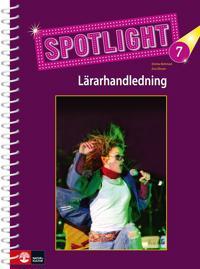 Spotlight 7 Lärarhandledning