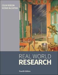 Real World Research  A Resource for Users of Social Research Methods in Applied Settings - Colin Robson  Kieran McCartan - böcker (9781118745236)     Bokhandel