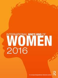 International Who's Who of Women 2016