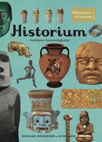Historium - Jo Nelson | Ridgeroadrun.org