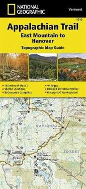 Appalachian Trail, East Mountain to Hanover, Vermont