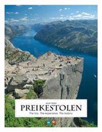 Preikestolen; the trip, the experience, the history