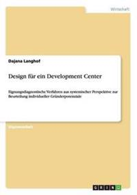 Design Fur Ein Development Center