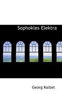 Sophokles Elektra