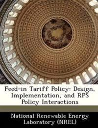 Feed-In Tariff Policy