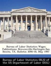 Bureau of Labor Statistics Wages Publications