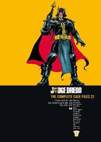Judge dredd - the complete case files