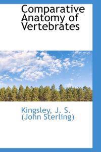 Comparative Anatomy of Vertebrates