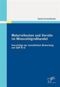 Materialkosten Und Vorr Te Im Mineral Lgro Handel
