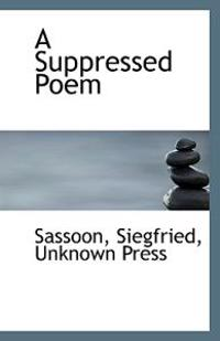 A Suppressed Poem