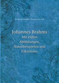 Johannes Brahms Mit Vielen Abbildungen, Notenbeispielen Und Faksimiles