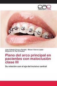 Plano del Arco Principal En Pacientes Con Maloclusion Clase III