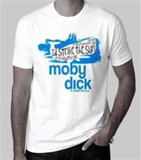 Moby Dick T-shirt, Medium