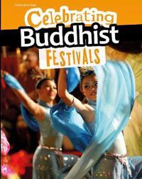 Celebrating buddhist festivals