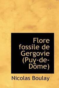 Flore Fossile de Gergovie Puy-de-Dome
