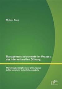 Managementinstrumente Im Prozess Der Interkulturellen Offnung