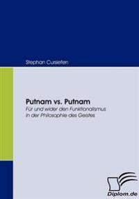 Putnam Vs. Putnam