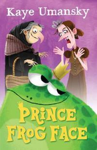 Prince Frog Face