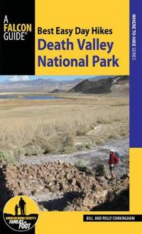 Falcon Guides Best Easy Day Hikes Death Valley National Park 3rd. Ed. /  National Geographic Death Valley National Park  Map Bundle
