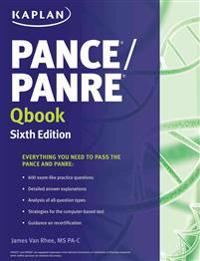 Kaplan Pance / Panre Qbook