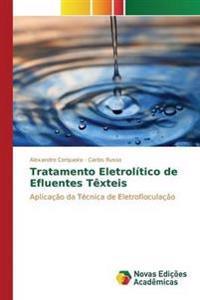 Tratamento Eletrolitico de Efluentes Texteis