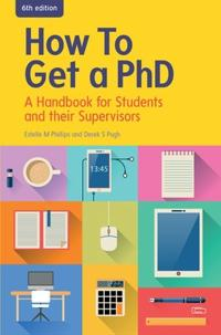How to Get a Ph.D.